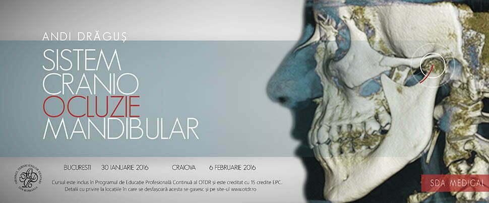Sistem cranio ocluzie mandibular Partea a-II-a