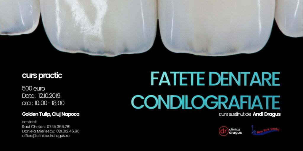 Fatete Dentare Condilografiate